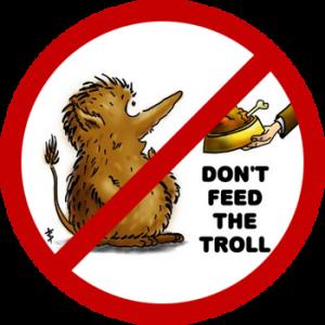 no alimenteis al troll